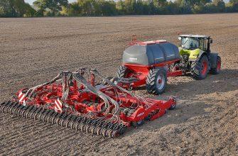 Провести сев зерновых за девять календарных дней
