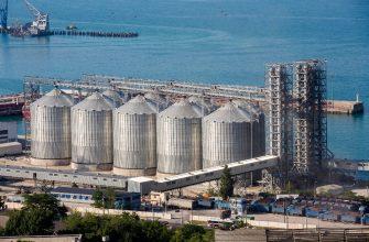 На Кубани в 2021 году завершат реконструкцию зернового терминала в Новороссийске