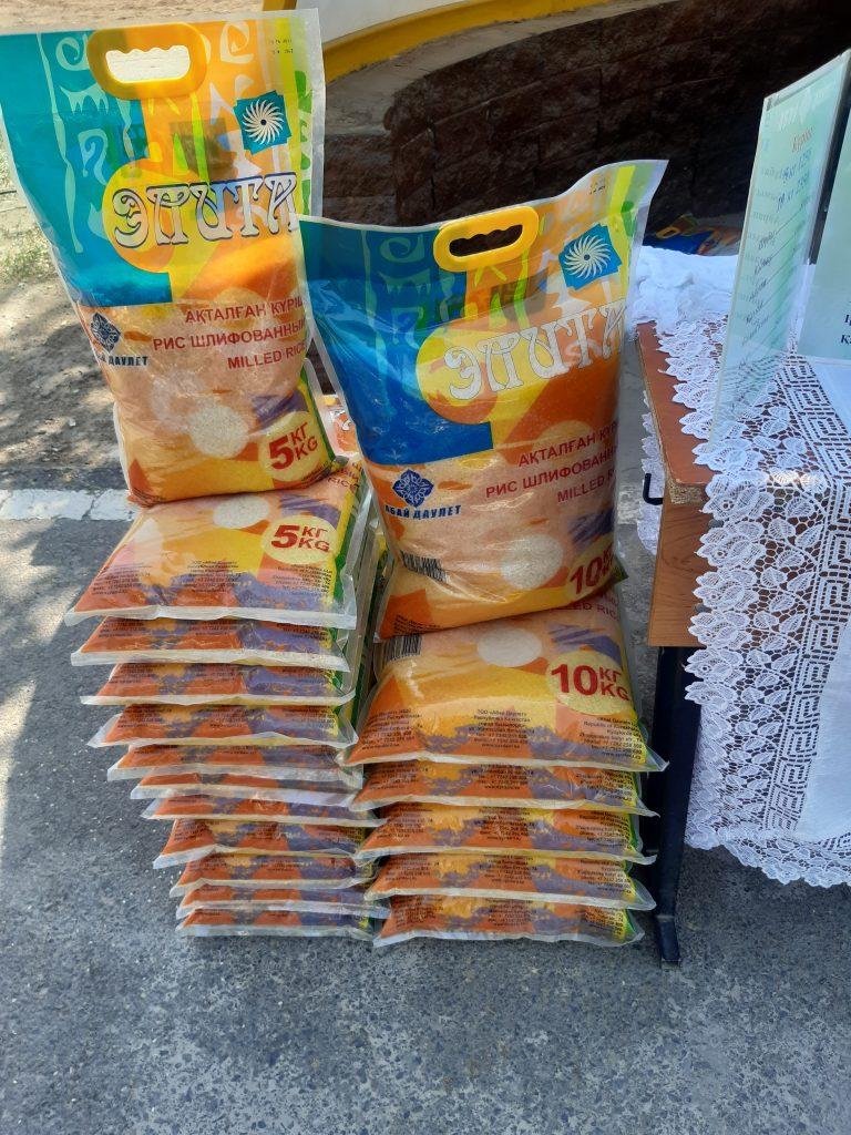 Кызылординские товары дешевеют