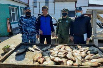 «Плавающий» рейд застал врасплох браконьеров на Востоке