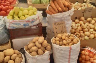 Картофель стал дешевле, а морковь – нет