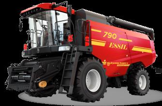 Производство комбайнов «ESSIL» КЗС – 790 запустят в августе