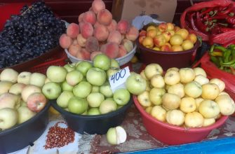 Почему фрукты дорогие