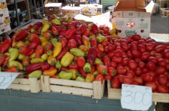 Цены на овощи и картофель на Востоке снизились