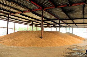На Востоке успешно убран урожай зерновых